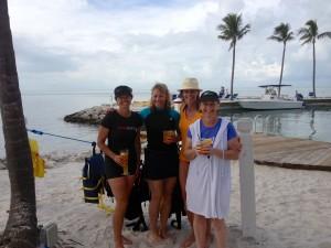 The Great Sister Trip, Florida Keys, June 2014